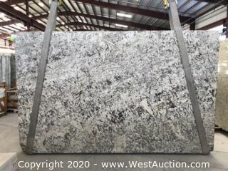 (6) White Persa 3cm (Block 381)