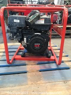 Honda GX 240 MQ Water/Trash Pump