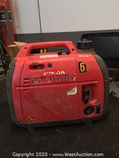 Honda EU2000 Inverter Generator