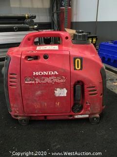 Honda EU1000 Inverter Generator