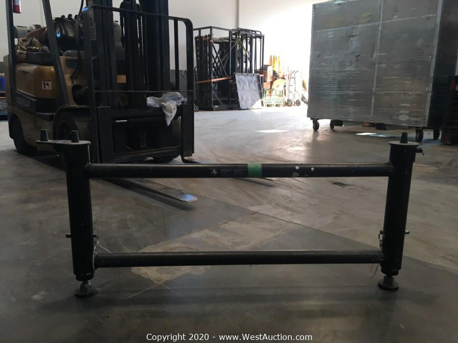 Surplus Auction from Outdoor Event Management Specialist Company (Part 2)