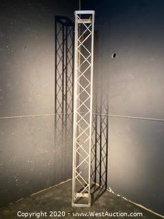 10' Applied Electronics Aluminum Box Truss