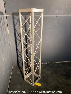 5' Applied Electronics Aluminum Box Truss