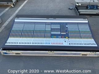 Soundcraft 48 Channel MH3 Audio Console