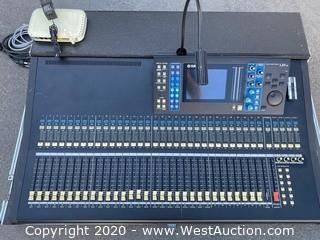 Yamaha LS9-32 Digital Console In Road Case