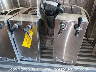 (2) Carbonated Water Makers