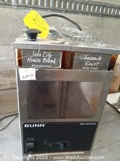 Bunn G9 Series Coffee Grinder