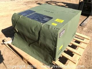 Snowbird ECU Military Air Conditioning Unit ERUAS-24KH-R134A
