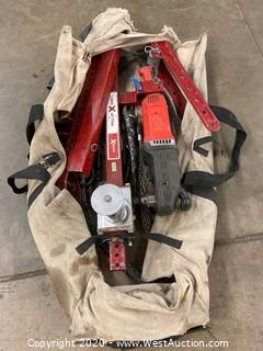Maxis 3K Wire Puller - 3000LB with Milwaukee 13mm SuperHawg