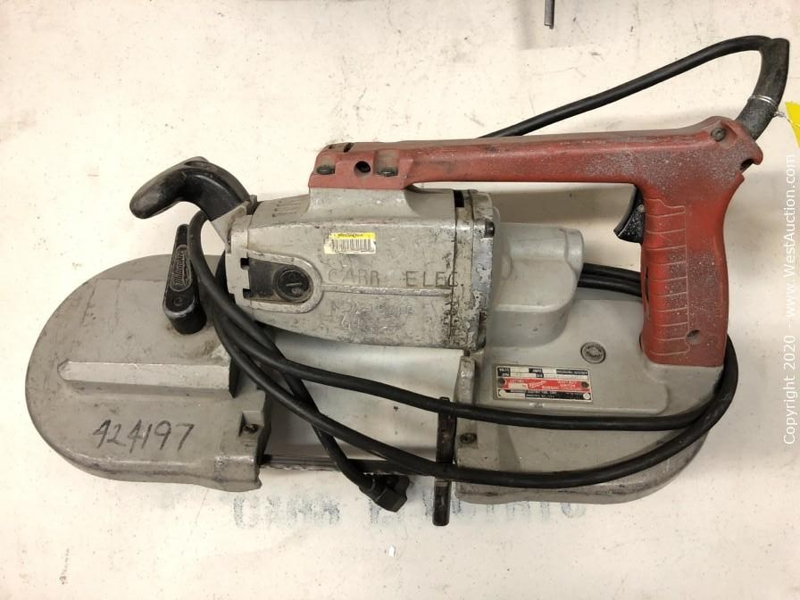 Retirement Auction of Electrical Contractor Carr Electric (Part 1)