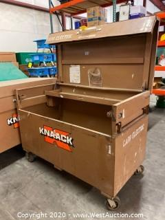 "Portable Knaack Box 60""x30""x44"""