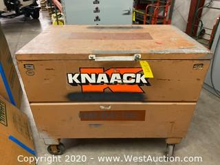 "Portable Knaack Box 48""x30""x41"""