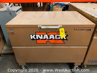 "Portable Knaack Box 48""x30""x40"""