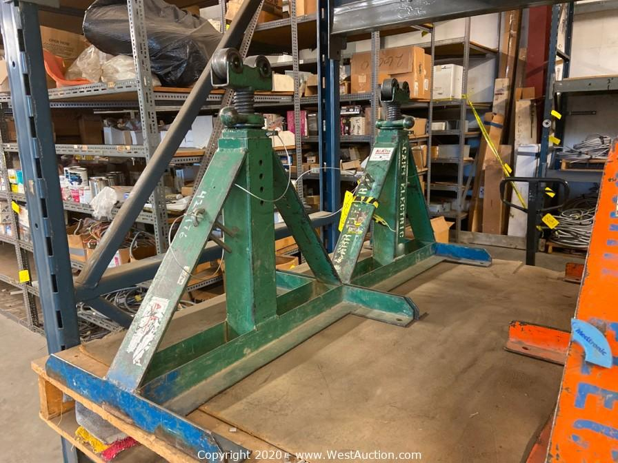 Retirement Auction of Electrical Contractor Carr Electric (Part 2)
