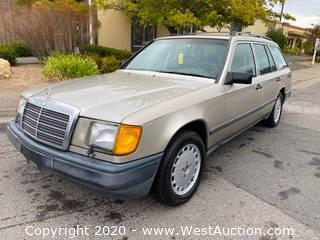 1988 Mercedes-Benz 300TE Wagon