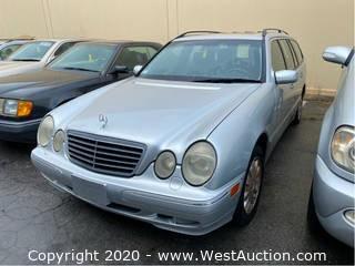 2000 Mercedes-Benz E 230 Wagon