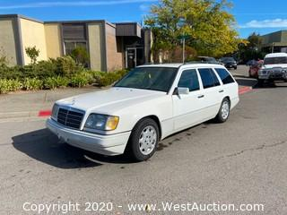 1995 Mercedes-Benz E320 Wagon