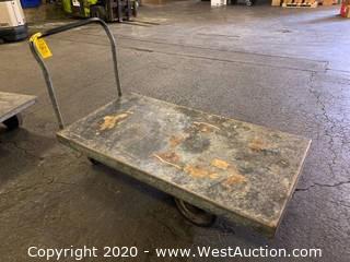 """Steel Platform Truck - 60"""" x 30"""""""