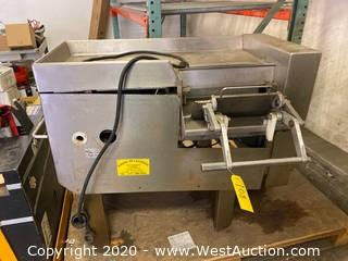 Stainless Steel Meat Processor