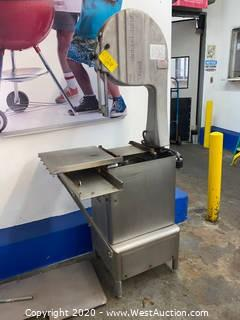 Butcher Boy Meat Slicer Bandsaw