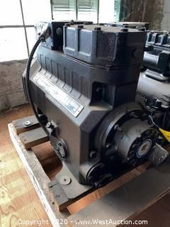 Copeland Copelametic Compressor Motor - 3DB1-0750
