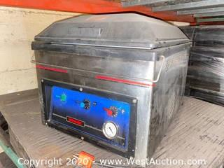 Koch Ultravac UV225 Vacuum Packaging Machine