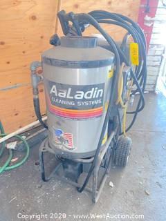 AaLadin Heated Pressure Washer - 1350