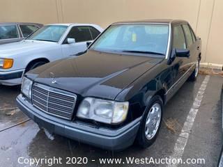 1994 Mercedes-Benz E420