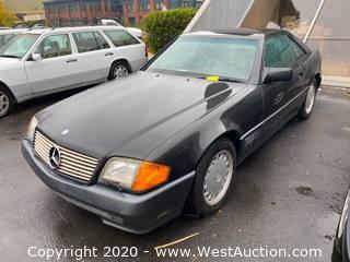 1992 Mercedes-Benz 500 SL