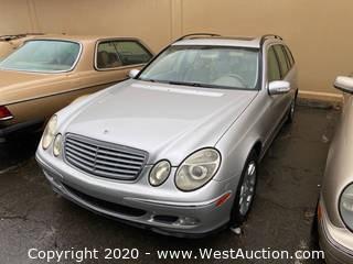 2004 Mercedes-Benz E320 Wagon