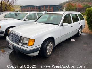 1991 Mercedes-Benz 300TE Wagon