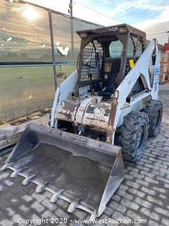 Ingersoll-Rand Bobcat 773 Skid Steer Loader