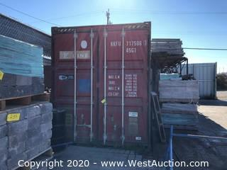 40' Sea Container