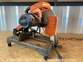 Ridgid 14in Abrasive Cut-off Machine
