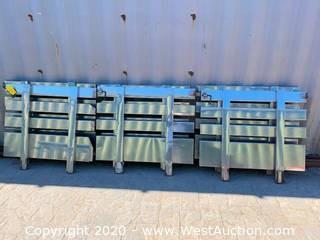 (6) Interlocking Stake-side Panels