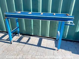 5' Steel Conveyor Section