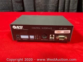 NSI Control Interface I/F501