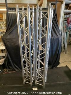 (2) Trusst CT290 2 Meter Truss Pieces