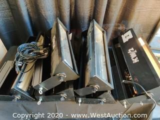 (7) KW/2 Studio Lights
