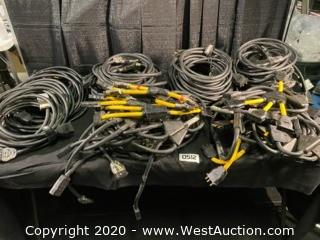 Mega Lot of Stage Pin Cable, 2-FERS, 3-FERS, Etc.