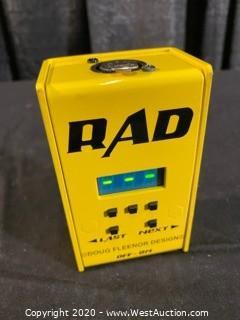 Doug Fleenor RAD RDM Interface Programmer