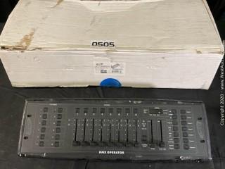 Elation DMX Lighting Console DMX operator
