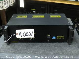 AB International 400 Amplifier