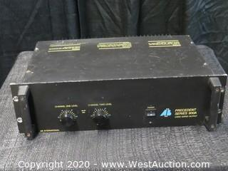 AB International 900A Amplifier