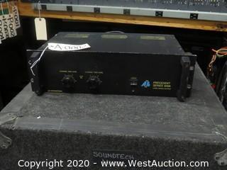 AB International 900A Amplifier