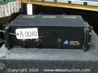 AB International 1100A Amplifier