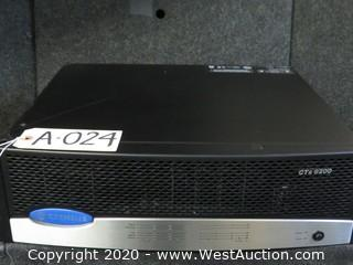 Crown CTS 8200 Amplifier