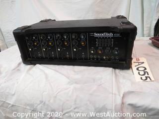 Sound tech 408