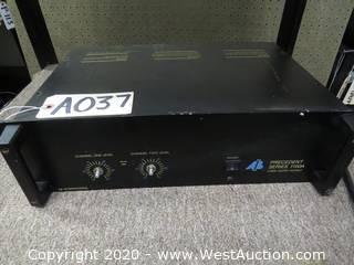 AB International 1100A Amplifier