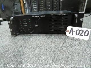 Crest 8001 Amplifier